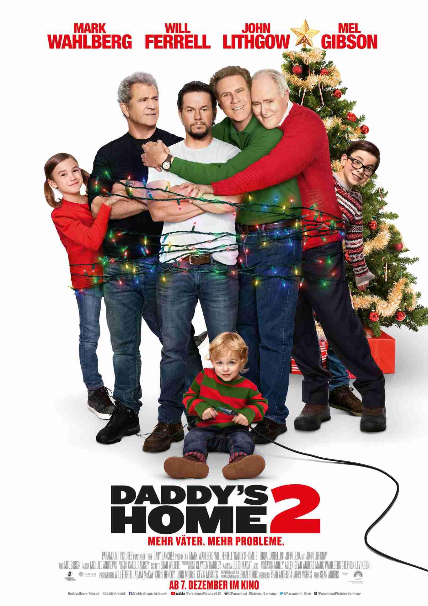 Daddy'S Home 2 – Mehr Väter, Mehr Probleme!