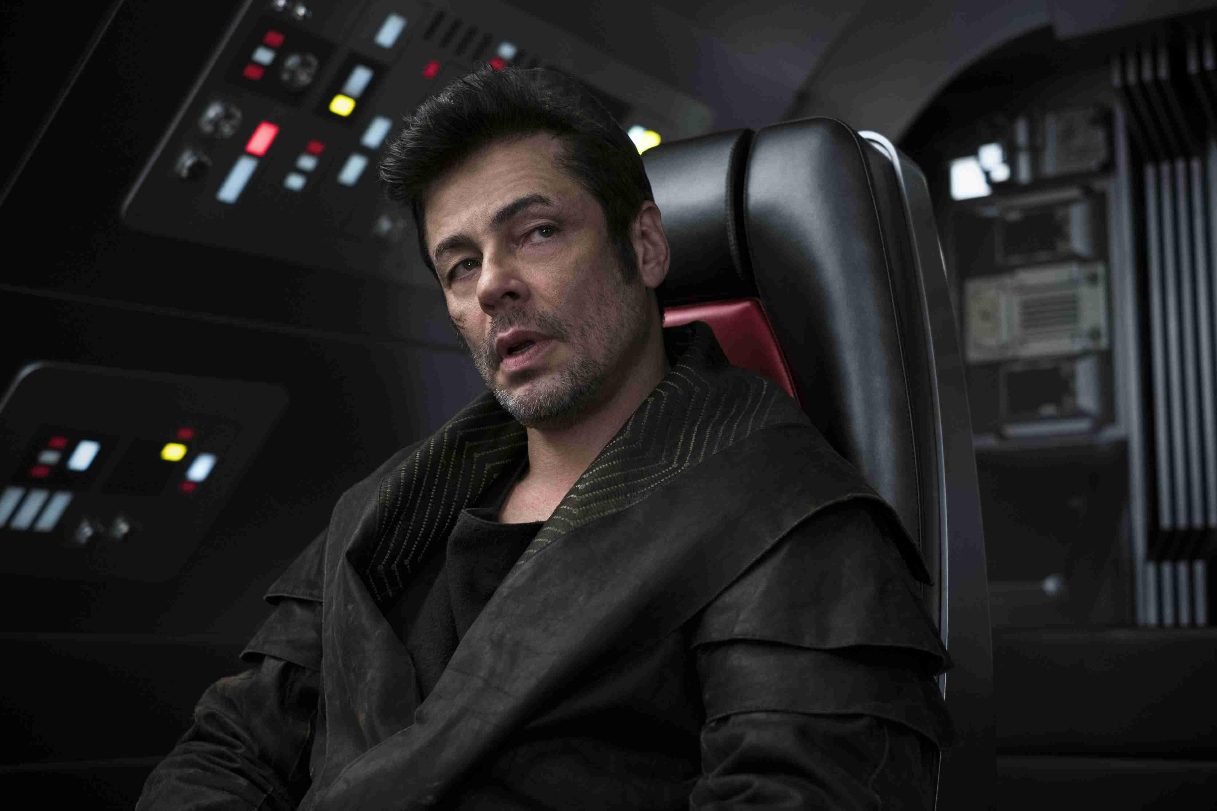 Star Wars Die Letzten Jedi Reinfall Im All Die Nacht Der