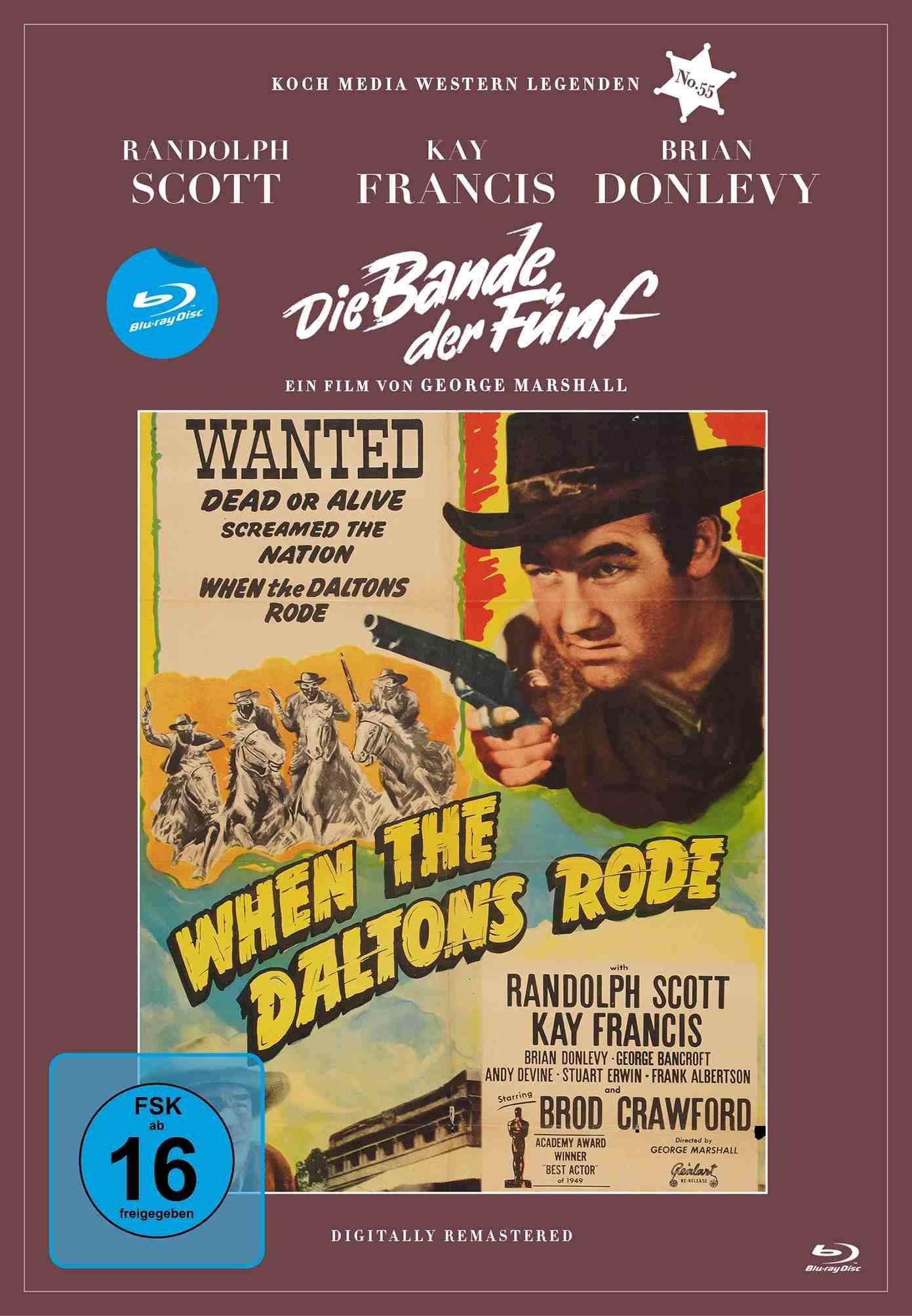 Die Bande der Fünf – Wilder Ritt mit den Daltons   Die Nacht der ...