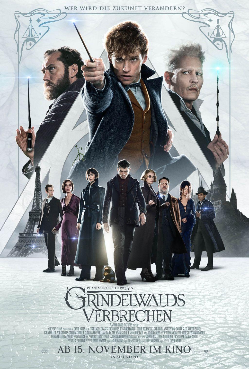 – Grindelwalds Phantastische VerbrechenDie Phantastische Tierwesen SUpVqzM