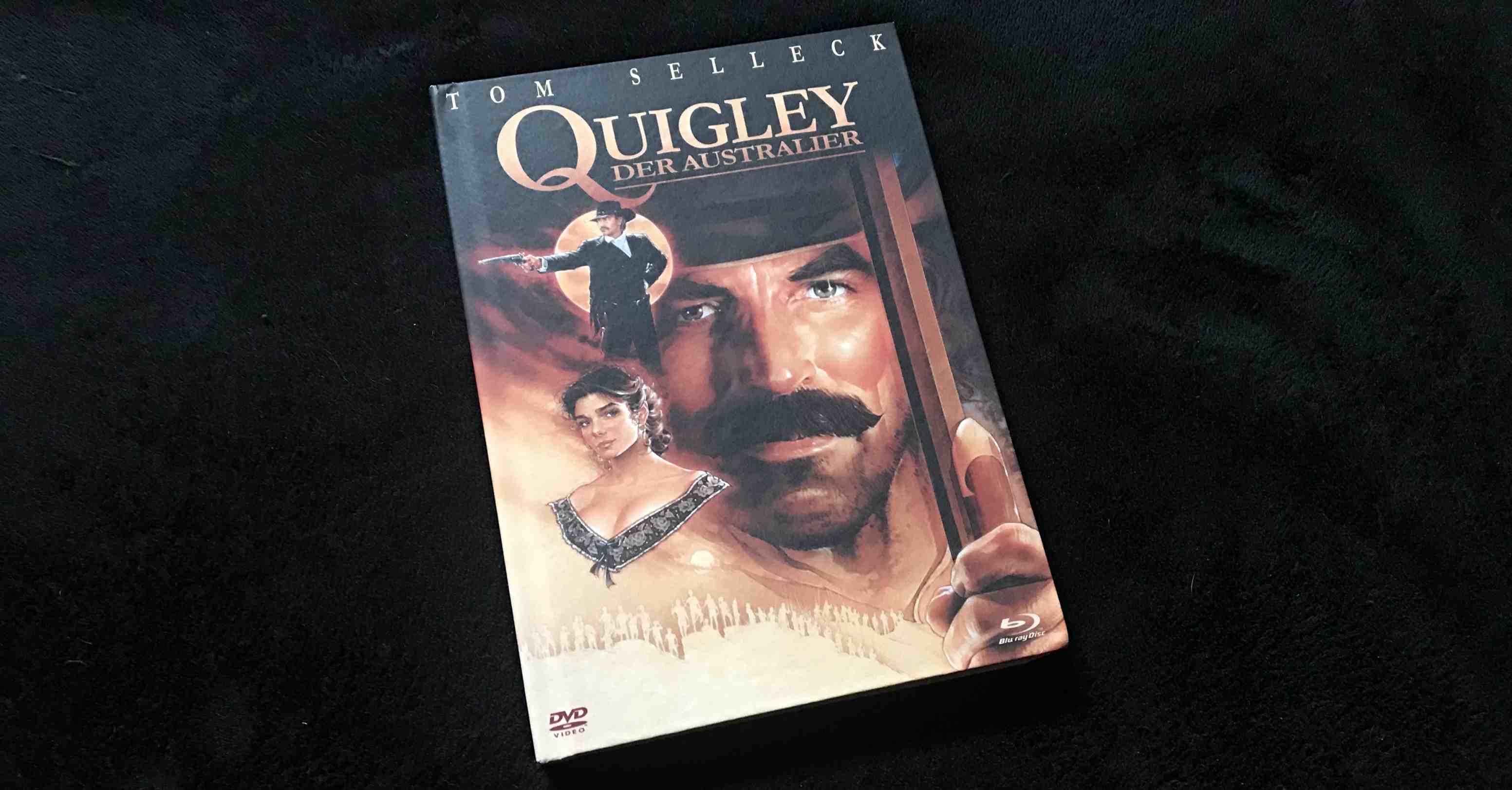 Australier youtube der quigley Quigley, der